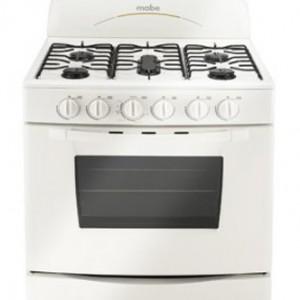Estufa mabe mod 7600 6 quemadores muebleria progreso for Manual para muebles de cocina